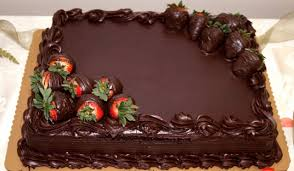 Happy Birthday Chocolate Cake For Friend In Heart Shape Happy Birthday Chocolate Cake