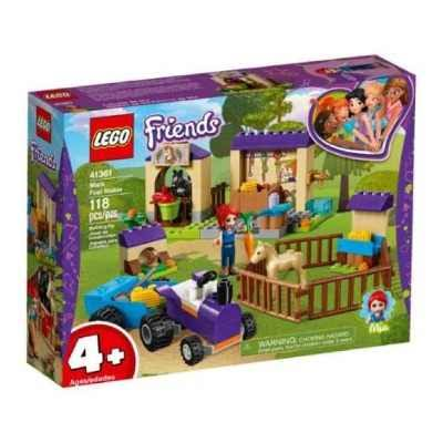 Lego Friends Mia's Foal Stable Playset