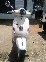 Vespa Vx 125 Cc Scooter For Sale Thrissur Thrissurscooters Kerala