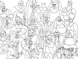 800x606 Disney Villains By Horskan On DeviantArt