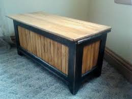 toy box storage bench chest seating hope chesr by redmanwoodworks