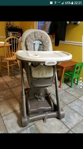 Best Graco Blossom 4-in-1 High Chair - Capri For Sale In Ringgold ...