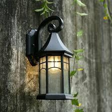 retro outdoor wall l european waterproof outdoor lighting