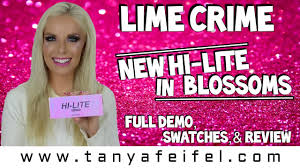Lime Crime | New! | Hi-Lite Blossoms | Full Demo | Swatches | Review |  Tanya Feifel Benefit Makeup Discount Codes Supp Store Gomonrovia City Of Monrovia Lime Crime Up To 85 Off Select Velvetines As Low 35 Venus Ulta Targeted 15 50 Purchase Coupon Album On Imgur These Top 11 Makeup Brands Offer Student Discounts For College Students Free Diamond Crusher With Every Order Shipping New Moonlight Mermaid Collectors Set Full Demo Swatches Review Tanya Feifel 25 Off Cyo Cosmetics Coupons Promo Wethriftcom Dolls Kill Code 2018 Coupon Reduction Real Debrid Spend More And Get Sale 30 Muaontcheap Arteza Code The Beauty Geek