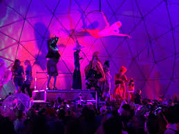 Halloween On Spooner Street Online by The Sixth Annual Moma Ps1 Halloween Ball With Susanne Bartsch