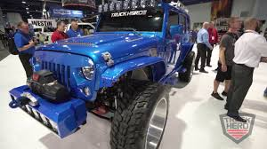 100 Cool Truck Pics Hero Presents Custom S Jeeps Of SEMA 2017 YouTube