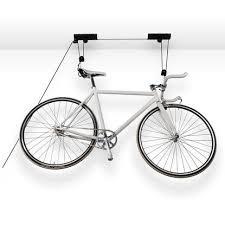 Racor Ceiling Mount Bike Lift by Bike Indoor Storage Performance Bike