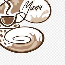 Iced Coffee Cafe Clip Art