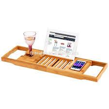 Bathtub Caddy With Reading Rack by List Manufacturers Of Bathtub Bamboo Caddy Buy Bathtub Bamboo