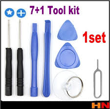 1set =8pcs Repair Replace Open Pry Tool Kit Screwdriver For IPhone