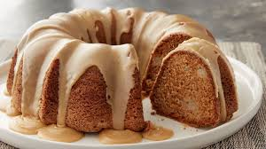 Pumpkin Spice Bundt Cake Using Cake Mix by Pear Spiced Bundt Cake Recipe Bettycrocker Com