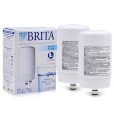 Culligan Faucet Filter Replacement Cartridge by Brita 2 Pack Faucet Replacement Filters Ff 100 U0026 Opff 100