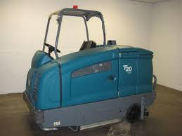 Tennant Floor Washing Machine by Tennant T20 Floor Scrubber Reconditioned Tennant T20