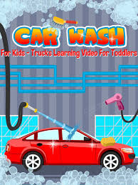 Amazon.com: Car Wash For Kids - Trucks Learning Video For Toddlers ...