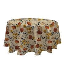 Kids U0027 Easels Art Tables by Fall Into Color 60 U0027 U0027x60 U0027 U0027 Round Tablecloth Harvest Joann