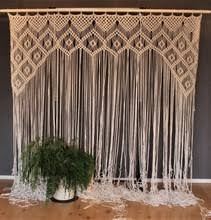 MACRAME DOOR CURTAIN MACRAME DOOR CURTAIN direct from OBSOLUTE