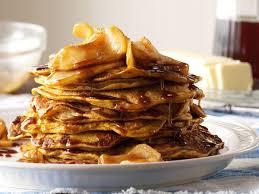 Easy Healthy Pumpkin Pancake Recipe by Pumpkin Pancakes Taste Of Home