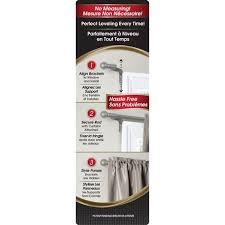 Magnetic Curtain Rod Walmart Canada by Maytex 48