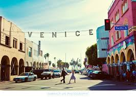 Iconic Venice Sign In Beach California EMBRACE LIFE PHOTOGRAPHY