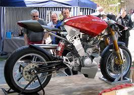 2002 Sachs Beast 1000 prototype Moto ZombDrive