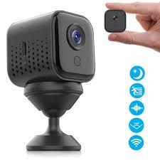 hlhbdsm mini kamera klein akku überwachungskamera aussen innen wlan handy mit bewegungserkennung und speicher aufzeichnung mikro wifi ip