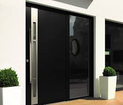 portes d entrée en aluminium bordeaux menuiseries de capeyron