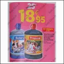 bon plan chez auchan bouteille de gaz 13 kg à 18 95 seulement