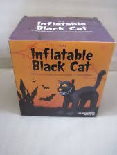 Inflatable Halloween Cat Archway by Inflatable Cat Ebay
