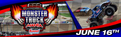 100 3d Monster Truck Games MONSTER TRUCK MANIA Mansfield Motor Speedway