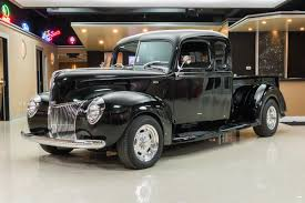 100 Vintage Pickup Trucks For Sale 1940 D Classic Cars For Michigan Muscle Old Cars