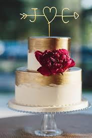 This Wire Wedding Cake Topper Is Modern Rustic And Simply Elegant Each