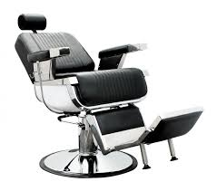 Fully Reclining Barber Chair by Maximus