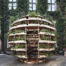 Ikea Has Come Up With A Flatpack Garden So City Dwellers Little Space Can Enjoy