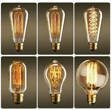 filament light bulb chandelier thejots net