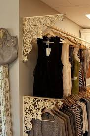 Best 25 Clothing Racks Ideas On Pinterest Clothes Diy With Regard To Amazing Property Decorative Designs