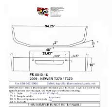 BumperMaker: Kenworth T270 & T370 Bumper Kenworth T600 T800 W900 Aftcooler Where Are Toyota Trucks Built Street Arrow Truck Parts Best Image Of Vrimageco Centre Transwestern Centres Calgary Ab Sales Of Auto Supplies 12239 Montague St King The Road Westar Junkyard Tasure 1979 Plymouth Sport Pickup Autoweek New Bobtails Tank Eeering 1950 1980 Highway Competitors Revenue And Employees Owler