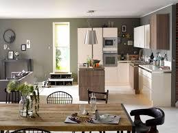 deco cuisine americaine deco salon cuisine americaine simple decoration interieur cuisine