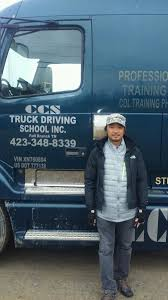 100 Cdl Test Truck Hieu Passed His CDL Test CCS Semi