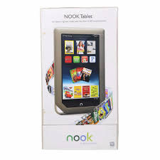 Barnes & Noble Nook BNTV250 With Wi-Fi 7.0