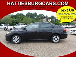 Ryan Chevrolet Hattiesburg Ms Used Toyota Corolla For Sale In ... 2007 Intertional 9900i Sfa For Sale In Hattiesburg Ms By Dealer Used Cars Sale 39402 Daniell Motors Less Than 1000 Dollars Autocom 2011 Toyota Tundra Grade Inventory Vehicle Details At 44 Trucks For In Ms Semi Southeastern Auto Brokers Inc Car Ford Dealership Courtesy Equipment Bobcat Of Jackson Used Trucks For Sale In Hattiesburgms