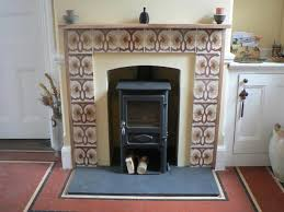 fireplace hearth tiles ideas reclaimed tile company