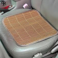 Bamboo Car Auto Seat Chair 40cm Width Cover Cushion Mat Pad Summer Cool