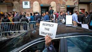 Front Desk Manager Salary Nyc by Uber Drivers Up Against The App The New York Times