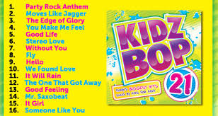 Kidz Bop Halloween Hits by Kidz Bop 21 Review U0026 Giveaway Mommies With Cents