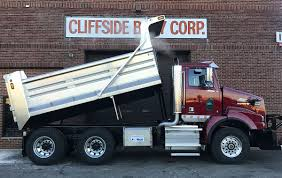 Stainless Steel Tandem & Tri-Axle Dump Bodies - Cliffside Body Truck ... Intertional Triaxle Dump Truck For Hire Barrie Ontario 2012 Western Star 4900sb For Sale 1284 2014 Peterbilt 367 Tri Axle Paccar 8ll For Sale Featured Deck Of The Day By Iercounty Paving 2007 Freightliner Columbia Triaxle Steel Dump Truck 2802 Stainless Steel Tandem Triaxle Bodies Cliffside Body 2018 Kenworth T800 Triaxles Concord On And Peterbilt Tri 69500 Pclick Hoover Centers Talks Trucks Bus Kenworth T880 Youtube 2010 Intertional 8600 2621