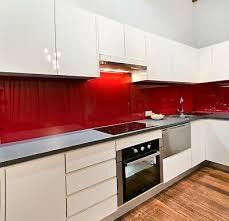 küchenrückwand einfarbig uni farbe acrylglas spritzschutz herd fliesenspiegel ebay