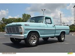 1967 Ford F100 Custom Cab In Frost Turquoise Photo #3 - A86779 ... 1967 Ford F350 For Sale Near Cadillac Michigan 49601 Classics On Classic Car Truck For Sale F100 In Kenosha County Wi F250 V8 4speed Bat Auctions Closed April Best Image Kusaboshicom Pickup Classiccarscom Cc873854 2wd Regular Cab Madera California 926 Dyler Vintage Pickups Searcy Ar Big Block F 250 Custom Truck Mark Traffic