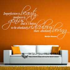 Ebay Wall Decor Quotes by Best Ideas About Sayings Removable Wall Stickers Inspirational