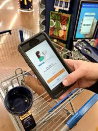New apps let grocery shoppers scan pay and skip checkout lines