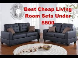 best cheap living room sets under 500 youtube